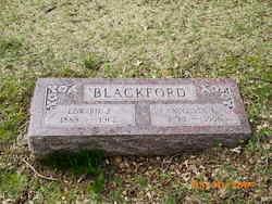 Augusta Elizabeth <I>Mathews</I> Blackford