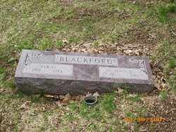 Alvin Rudolf Blackford, Sr