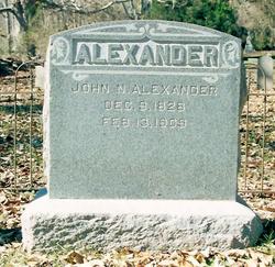 John Newton Alexander
