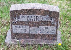 Mabel Edith <I>Wadley</I> Baird