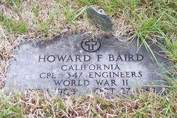 Howard Franklin Baird