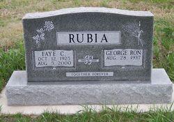 Hattie Faye <I>Carson</I> Rubia