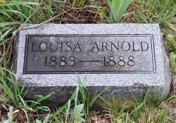 Louisa A Arnold