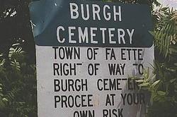 Burgh Cemetery