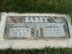 Earl Kimberly Sabey