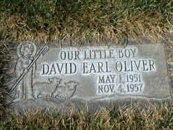 David Earl Oliver