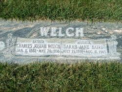 Charles Josiah Welch