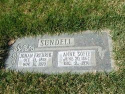 Johan Fredrick Sundell