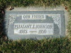 Pleasant Jackson Johnson