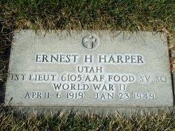 Lieut Ernest Herbert Harper