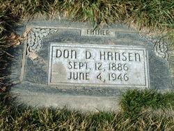 Donizett Dunbar Hansen