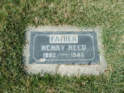"Henry ""Harry"" Reed"