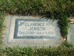 Clarence Rudolph Jenson