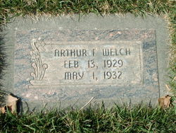 Arthur F Welch