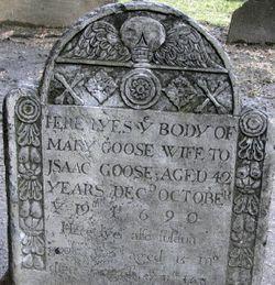 """Elizabeth """"Mother"""" Goose"""