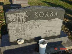Marjorie Jane <I>Nice</I> Korba