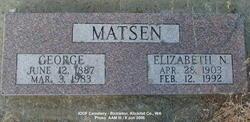 George Matsen