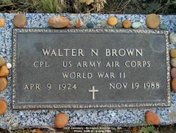 Walter Niels Brown