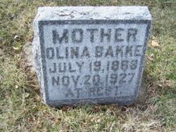 Olina <I>Dale</I> Bakke