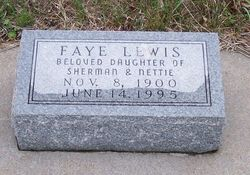 Vivian Faye <I>Lewis</I> Phipps