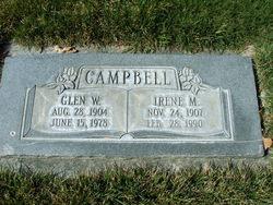 Irene <I>Mangum</I> Campbell
