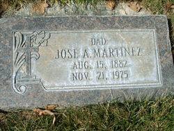 Jose A Martinez