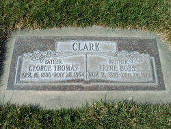 Irene <I>Hobbs</I> Clark