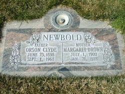 Orson Clyde Newbold