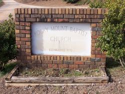 Rocky Mount Baptist Church Cemetery