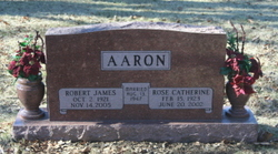 Rose Catherine <I>Curtin</I> Aaron