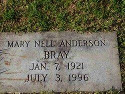 Mary Nell <I>Anderson</I> Bray