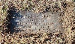 Mark R Best