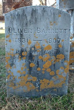 Oliver Barrett