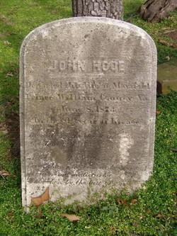 John Hooe