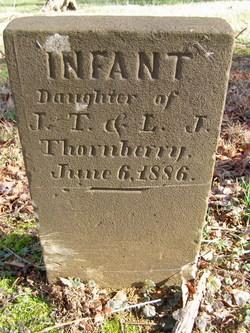 infant daughter Thornberry