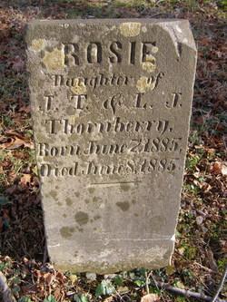 Rosie Thornberry