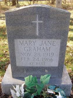Mary Jane Graham