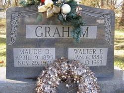 Walter P Graham