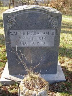 Walter P Graham, Jr