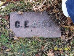 Clara E. <I>Lowell</I> Arey
