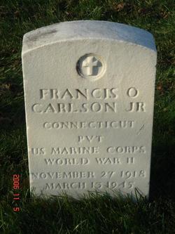 PVT Francis Oscar Carlson, Jr