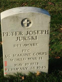 PFC Peter Joseph Jurski