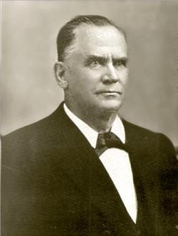 Rev Nathan Scarritt