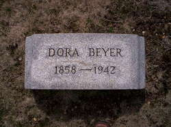 Dora <I>Gompert</I> Beyer