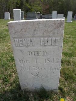 Henry Grubb