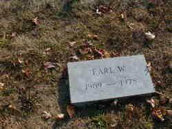 Earl W Conklin