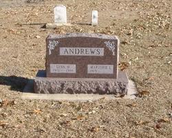 Marjorie LaJune <I>Southwick</I> Andrews