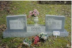 Maudie A. <I>Redus</I> Dodd