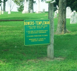 Bowers-Templeman Cemetery