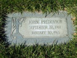 John Joseph Predovich